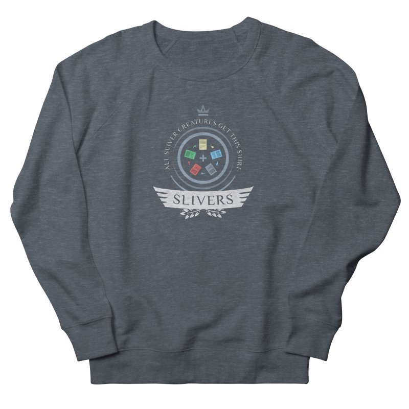 Slivers Life Men's Sweatshirt by Epic Upgrades