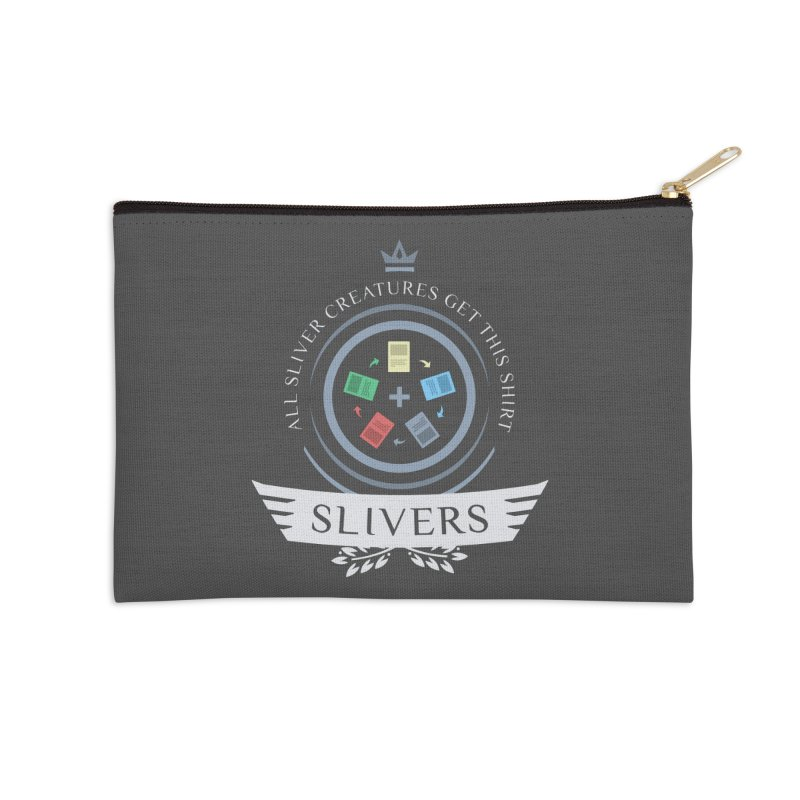 Slivers Life Accessories Zip Pouch by Epic Upgrades