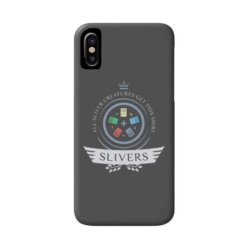 Slivers Life Accessories Phone Case by Epic Upgrades