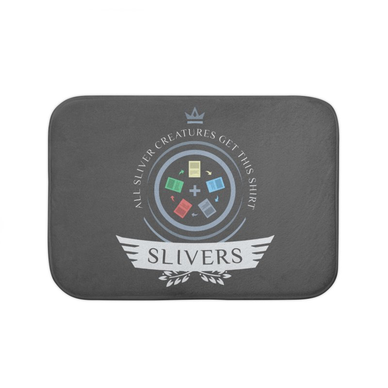 Slivers Life Home Bath Mat by Epic Upgrades