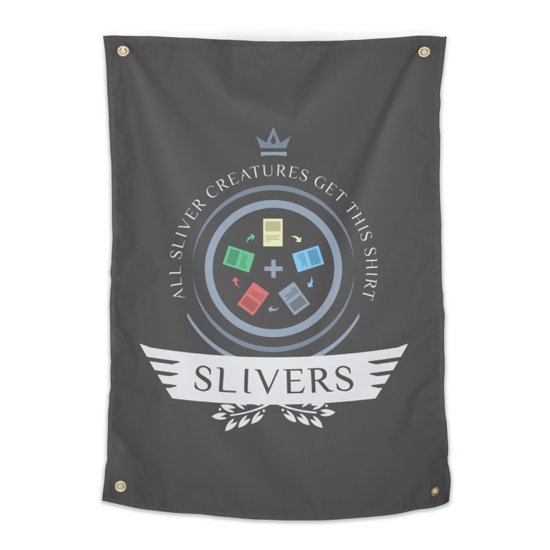 Slivers Life Home Tapestry by Epic Upgrades