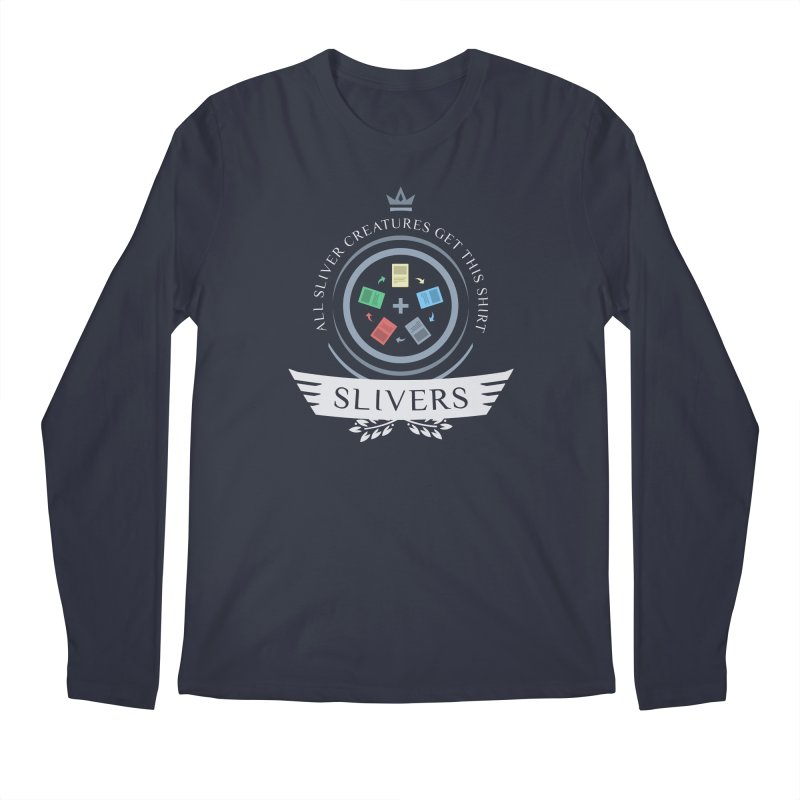 Slivers Life Men's Longsleeve T-Shirt by Epic Upgrades