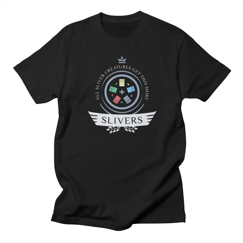 Slivers Life Men's T-Shirt by Epic Upgrades