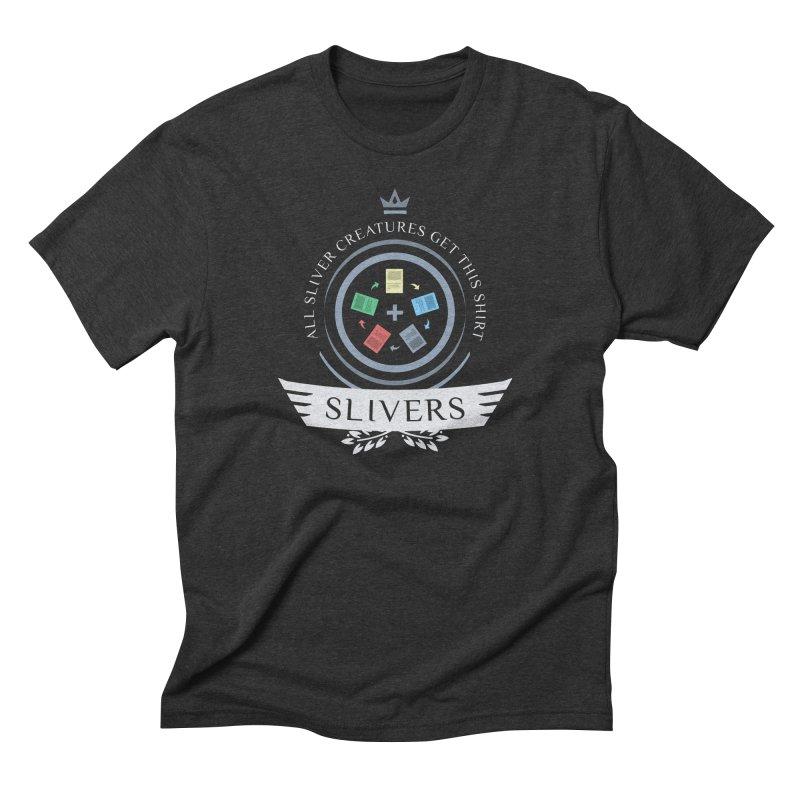 Slivers Life Men's Triblend T-Shirt by Epic Upgrades
