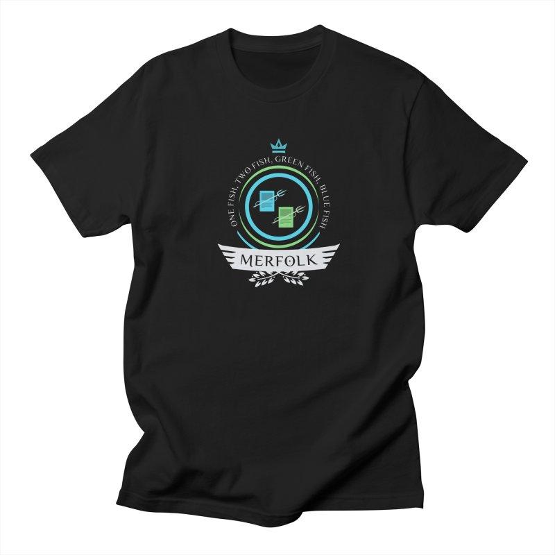 UG Merfolk Life Men's T-Shirt by Epic Upgrades