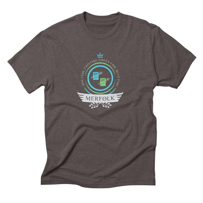 UG Merfolk Life Men's Triblend T-Shirt by Epic Upgrades