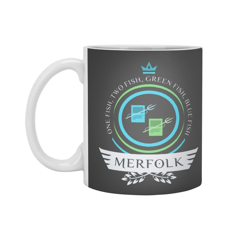 UG Merfolk Life Accessories Mug by Epic Upgrades