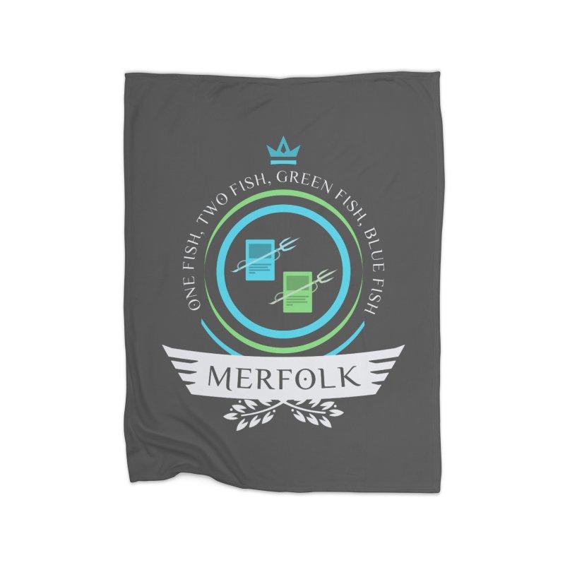 UG Merfolk Life Home Blanket by Epic Upgrades