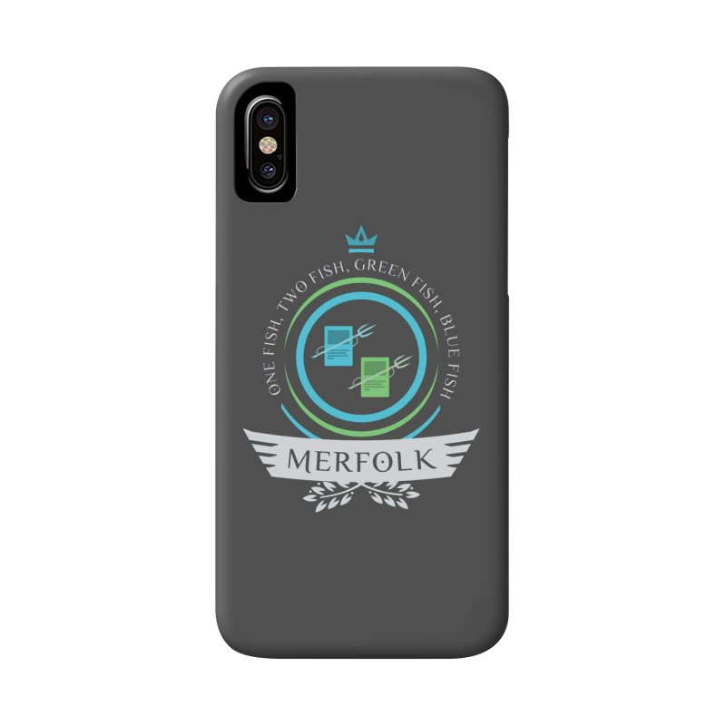 UG Merfolk Life Accessories Phone Case by Epic Upgrades