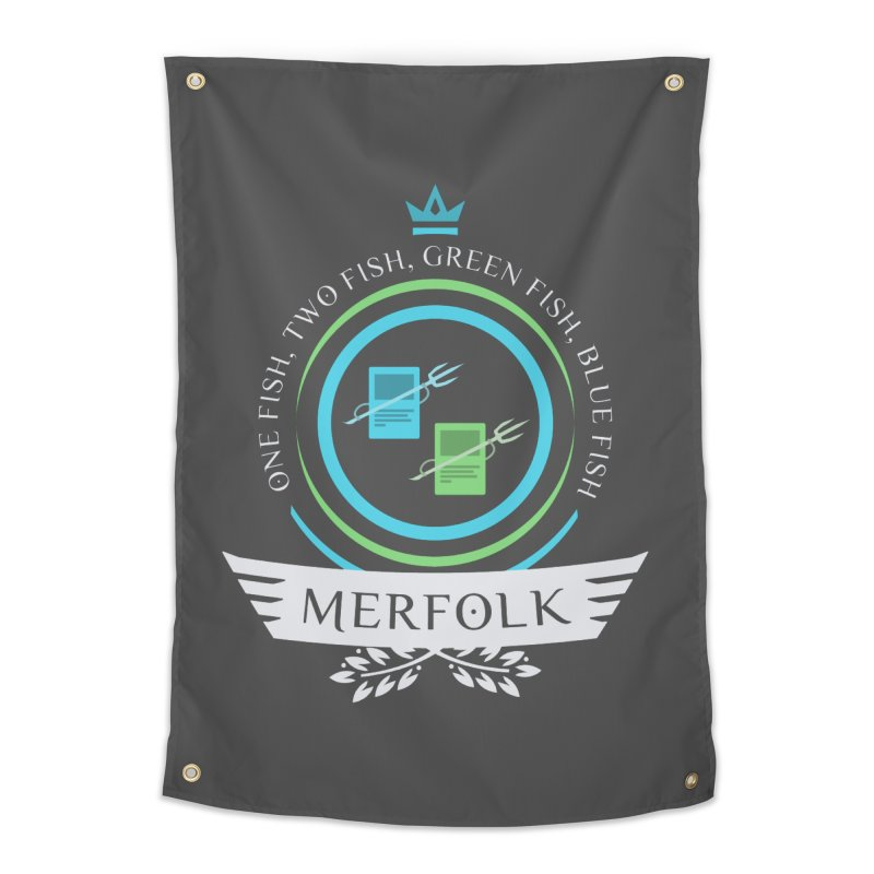UG Merfolk Life Home Tapestry by Epic Upgrades