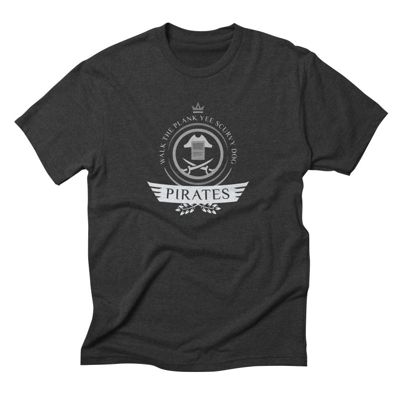 Pirates Life Men's Triblend T-Shirt by Epic Upgrades