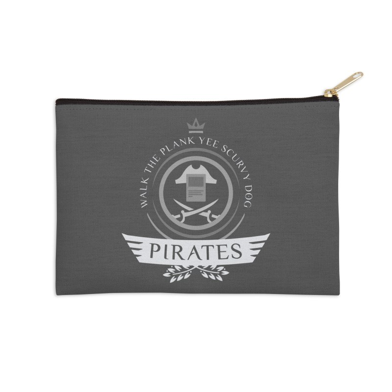 Pirates Life Accessories Zip Pouch by Epic Upgrades