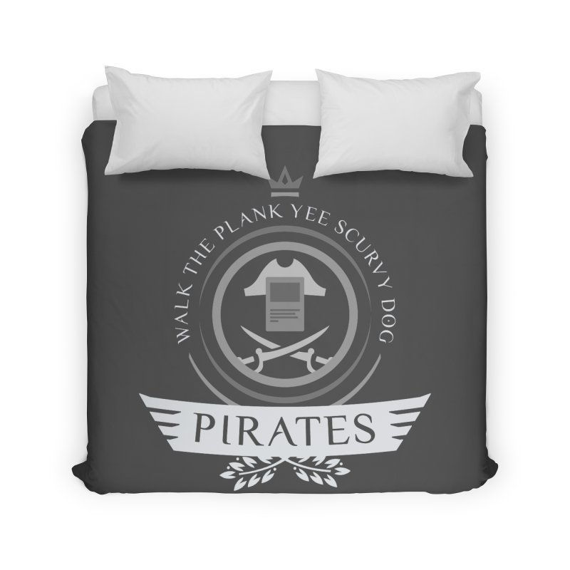 Pirates Life Home Duvet by Epic Upgrades