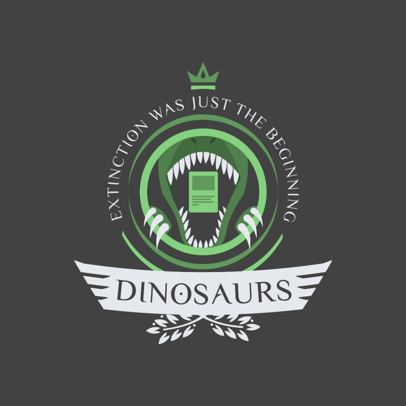 Dinosaurs Life by Epic Upgrades