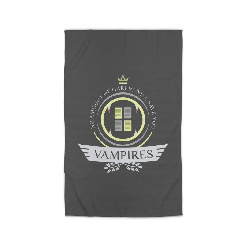 Vampires Life Home Rug by Epic Upgrades