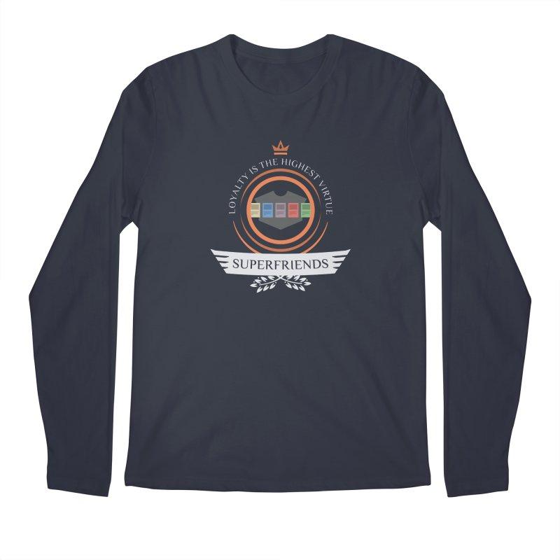 Superfriends Life Men's Regular Longsleeve T-Shirt by Epic Upgrades