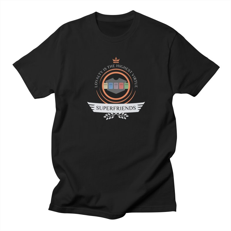 Superfriends Life Men's T-Shirt by Epic Upgrades