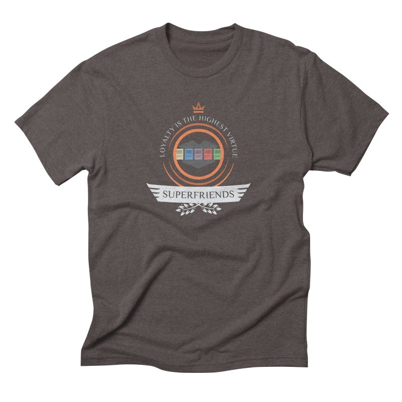 Superfriends Life Men's Triblend T-Shirt by Epic Upgrades