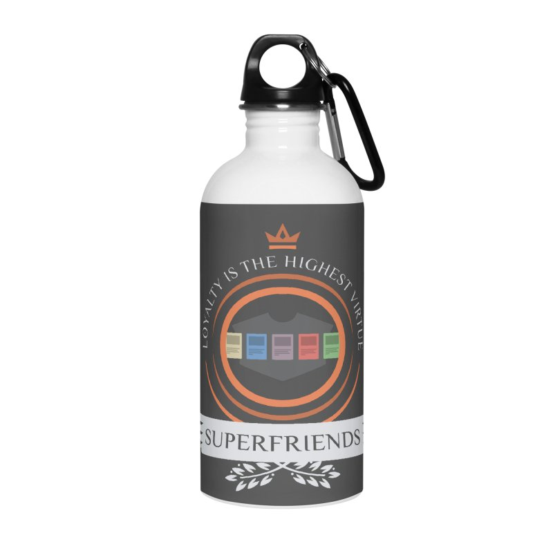 Superfriends Life Accessories Water Bottle by Epic Upgrades