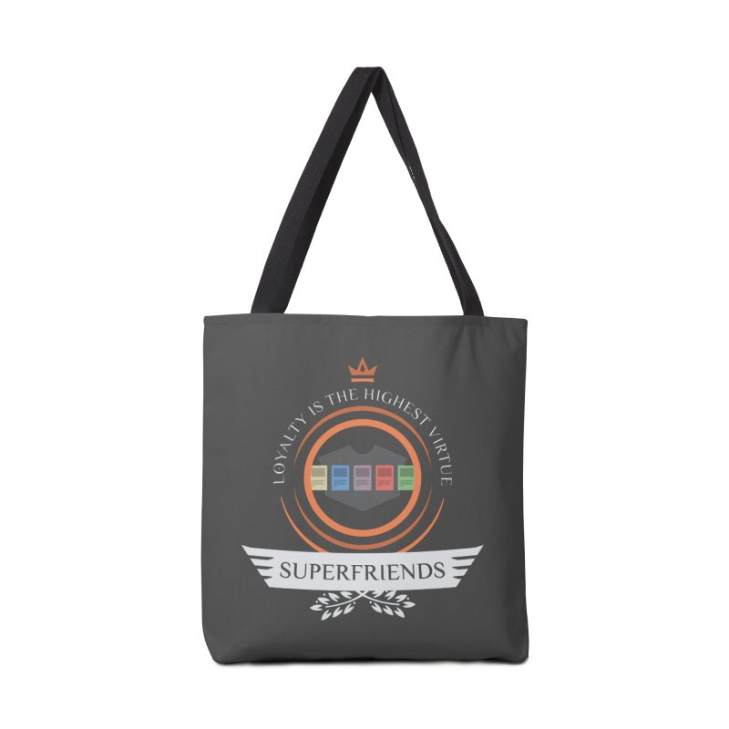 Superfriends Life Accessories Tote Bag Bag by Epic Upgrades
