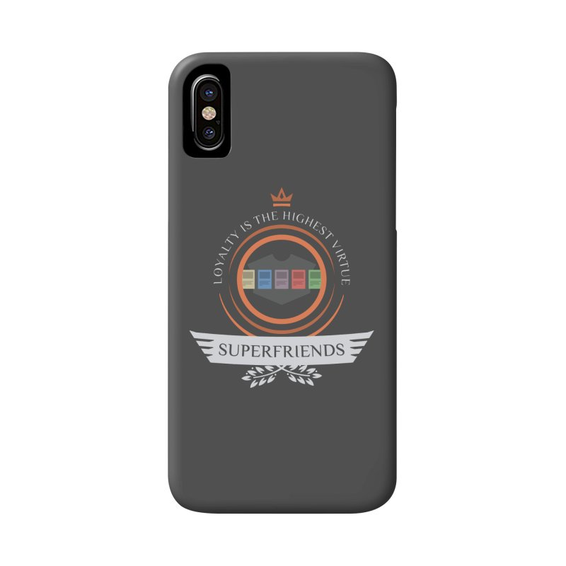 Superfriends Life Accessories Phone Case by Epic Upgrades