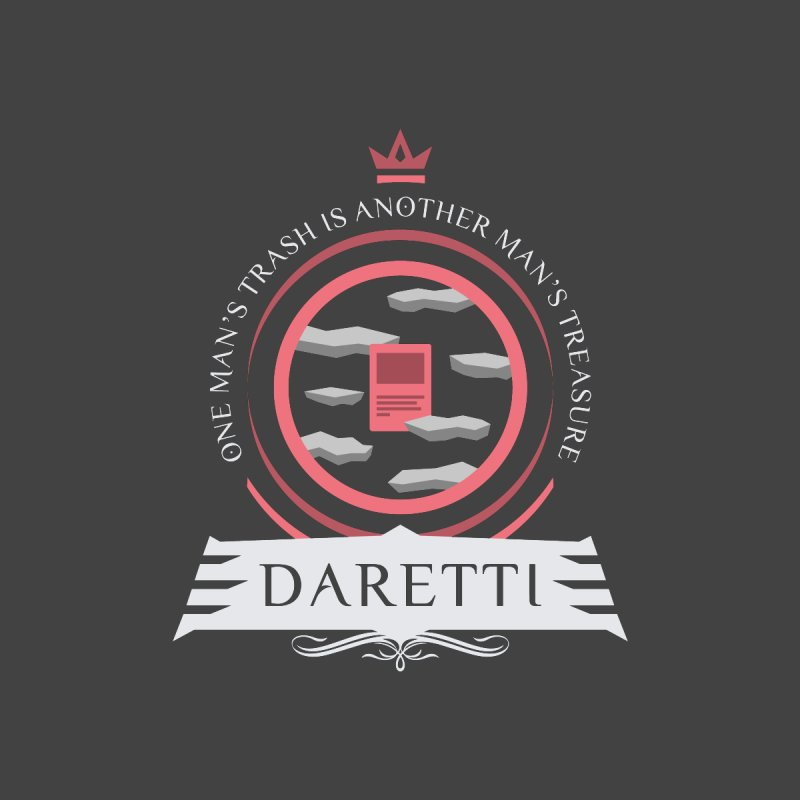 Commander Daretti by Epic Upgrades
