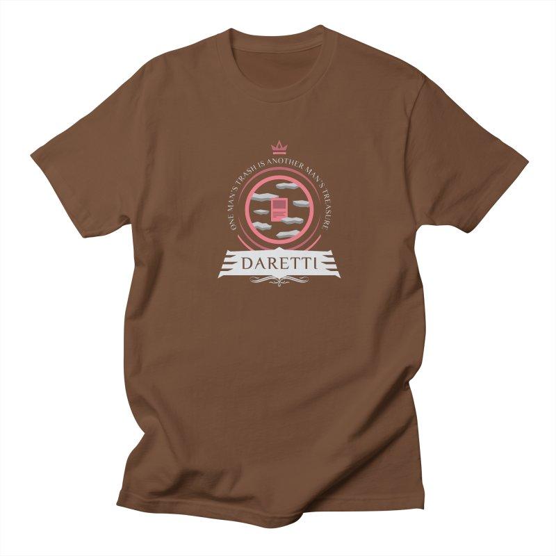 Commander Daretti Men's T-Shirt by Epic Upgrades
