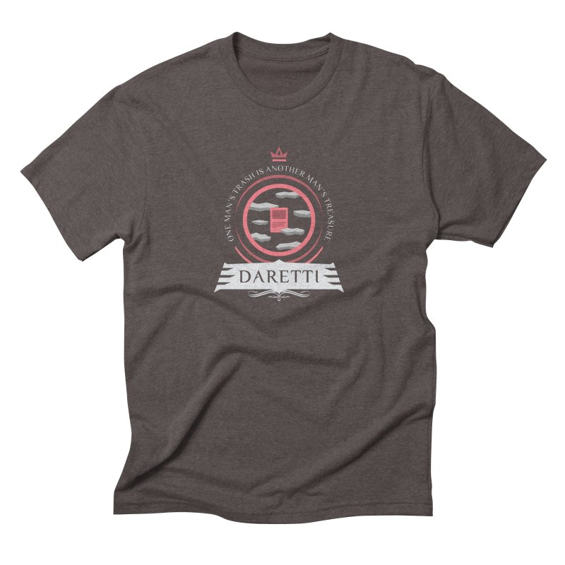 Commander Daretti Men's Triblend T-Shirt by Epic Upgrades