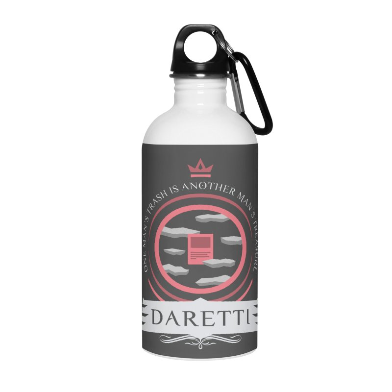 Commander Daretti Accessories Water Bottle by Epic Upgrades