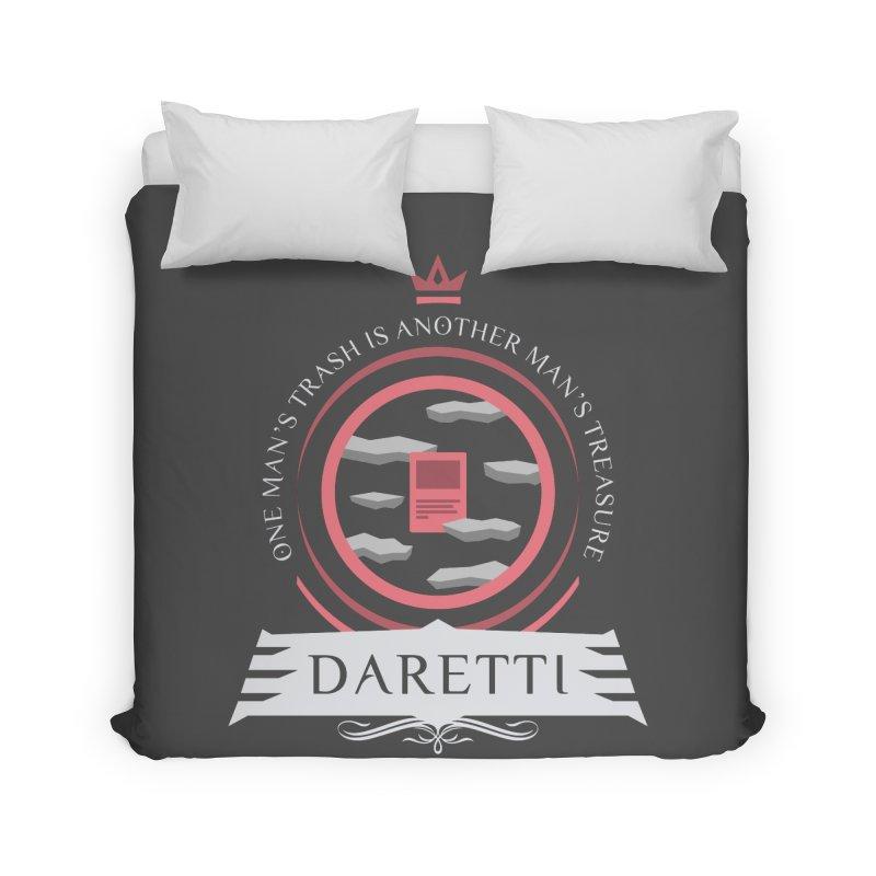 Commander Daretti Home Duvet by Epic Upgrades