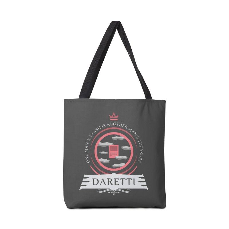 Commander Daretti Accessories Tote Bag Bag by Epic Upgrades