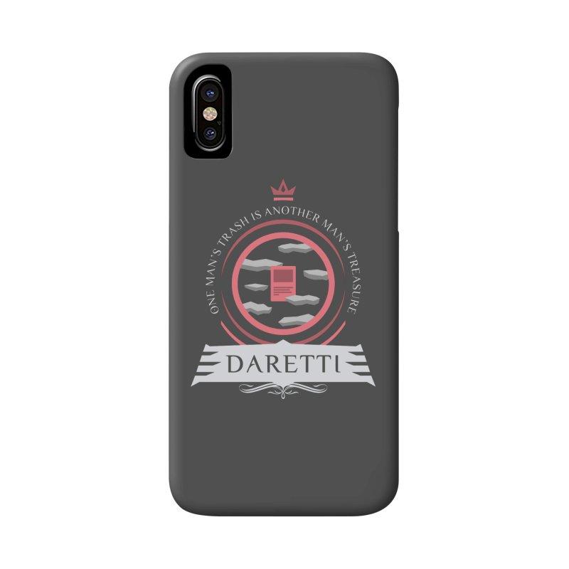 Commander Daretti Accessories Phone Case by Epic Upgrades