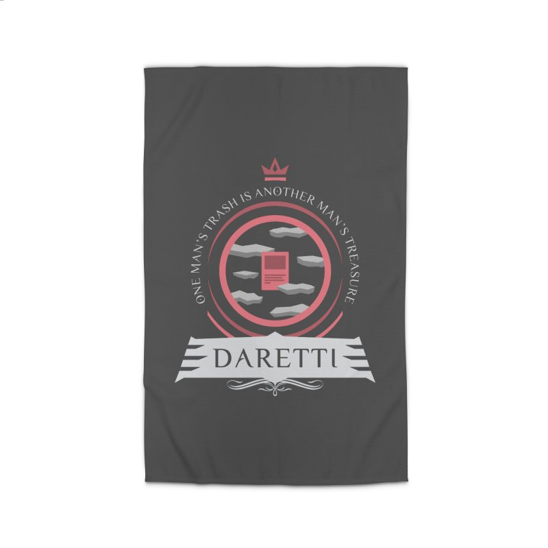 Commander Daretti Home Rug by Epic Upgrades