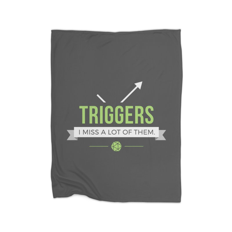 Triggers Home Blanket by Epic Upgrades