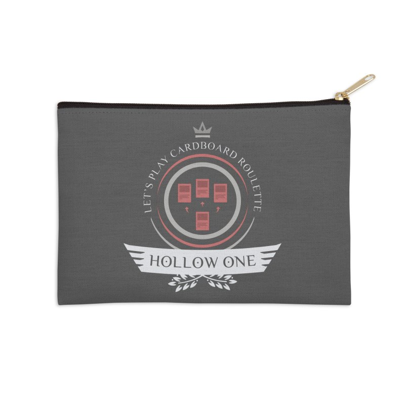 Hollow One Life Accessories Zip Pouch by Epic Upgrades