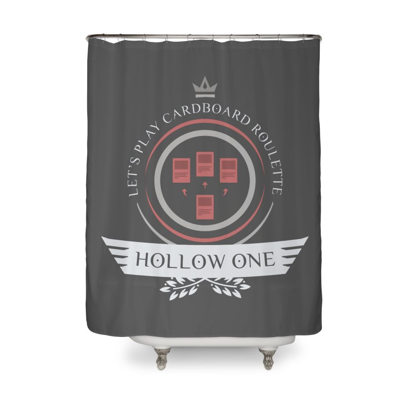 Hollow One Life Home Shower Curtain by Epic Upgrades