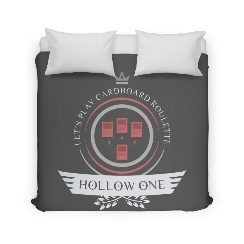 Hollow One Life Home Duvet by Epic Upgrades