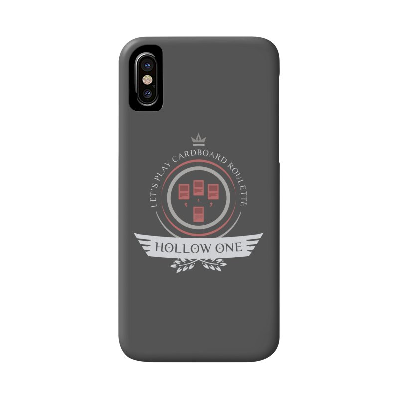 Hollow One Life Accessories Phone Case by Epic Upgrades