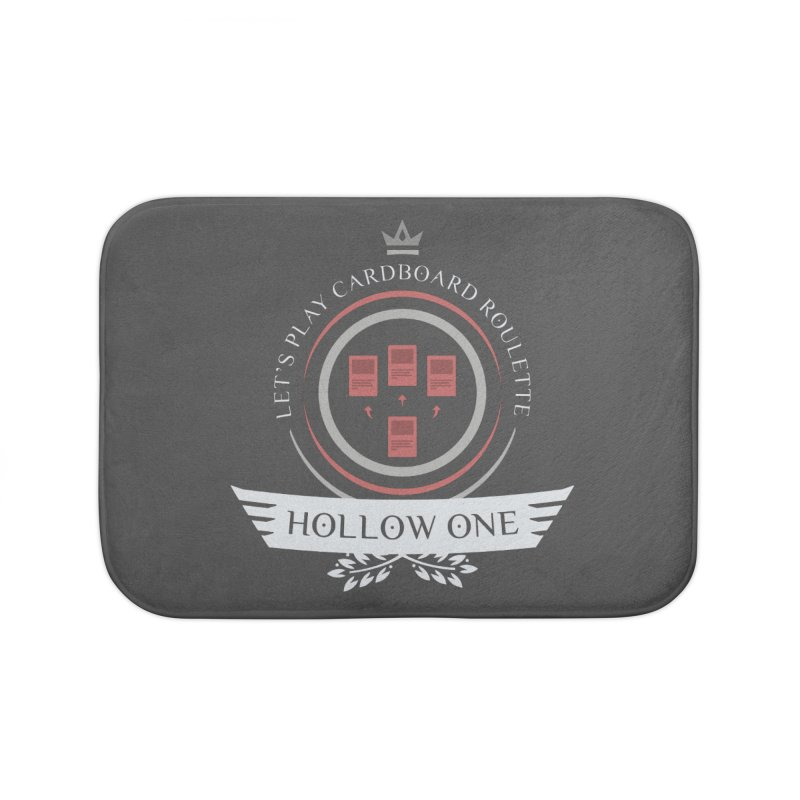 Hollow One Life Home Bath Mat by Epic Upgrades