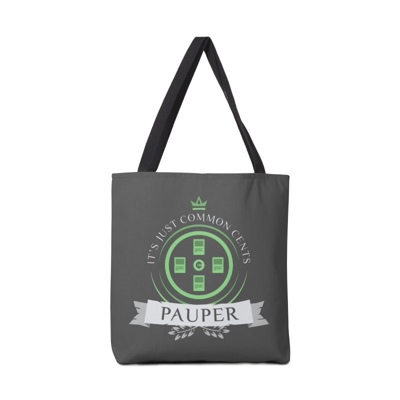 Pauper Life Accessories Bag by Epic Upgrades