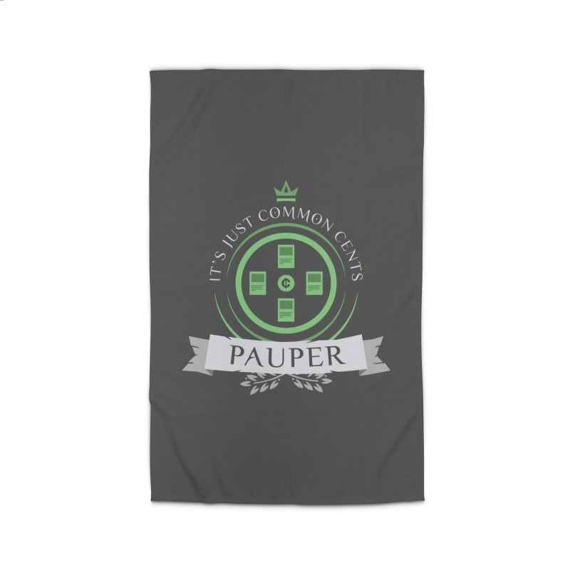 Pauper Life Home Rug by Epic Upgrades