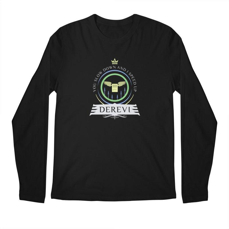 Commander Derevi Men's Regular Longsleeve T-Shirt by Epic Upgrades