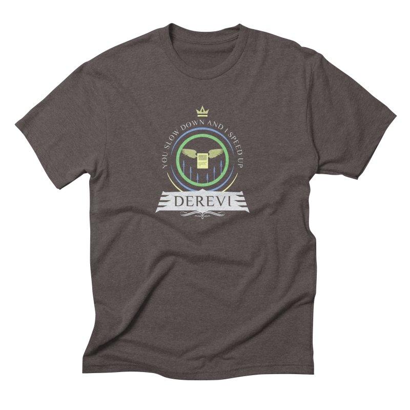 Commander Derevi Men's Triblend T-Shirt by Epic Upgrades