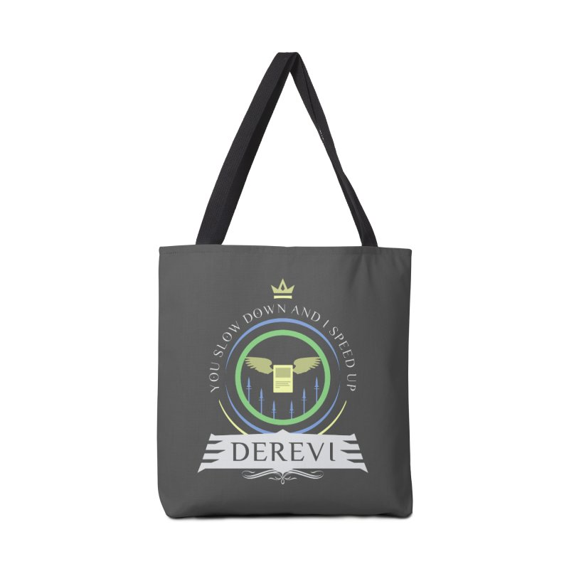 Commander Derevi Accessories Tote Bag Bag by Epic Upgrades