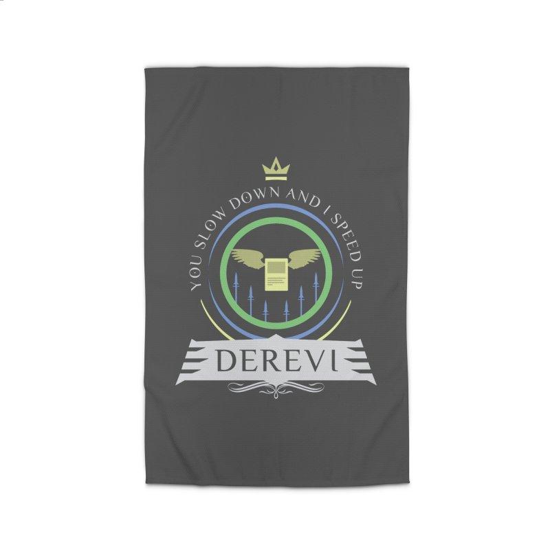 Commander Derevi Home Rug by Epic Upgrades