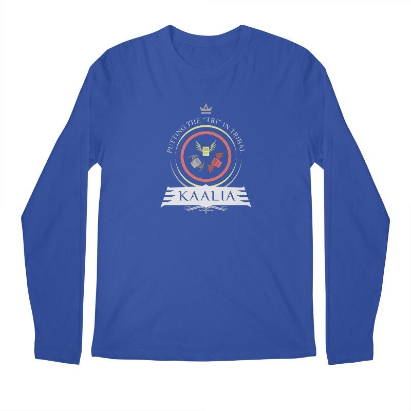 Commander Kaalia Men's Regular Longsleeve T-Shirt by Epic Upgrades
