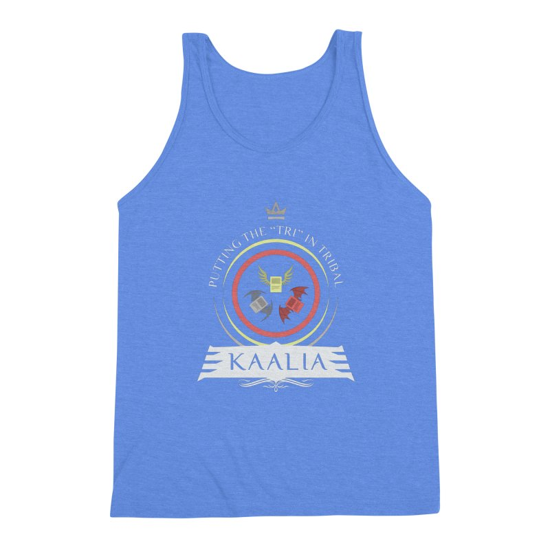 Commander Kaalia Men's Triblend Tank by Epic Upgrades