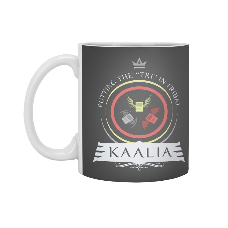 Commander Kaalia Accessories Standard Mug by Epic Upgrades