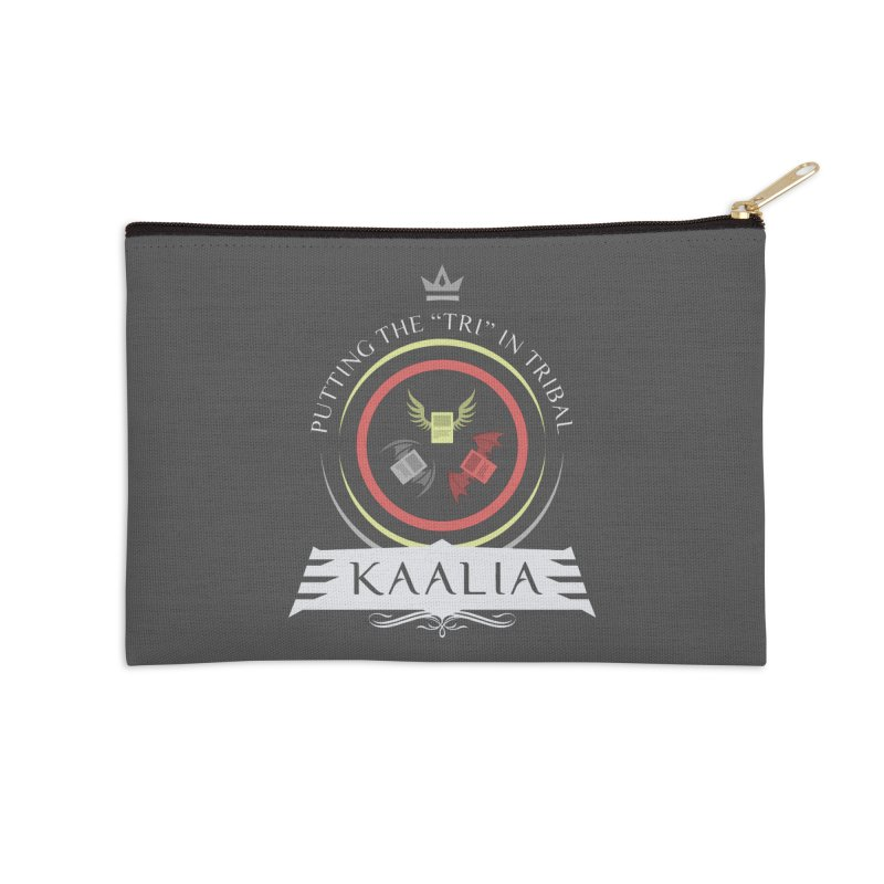 Commander Kaalia Accessories Zip Pouch by Epic Upgrades
