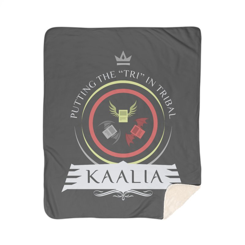 Commander Kaalia Home Sherpa Blanket Blanket by Epic Upgrades
